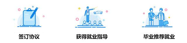 北京万通入学签订就业协议